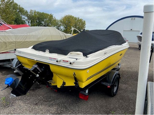 2007 Sea Ray boat for sale, model of the boat is 175 SPORT & Image # 4 of 19