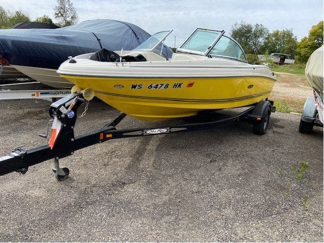 2007 Sea Ray boat for sale, model of the boat is 175 SPORT & Image # 5 of 19