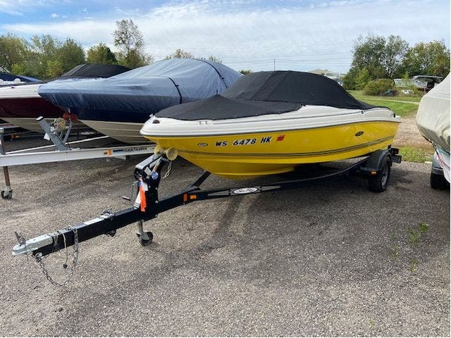 2007 Sea Ray boat for sale, model of the boat is 175 SPORT & Image # 6 of 19