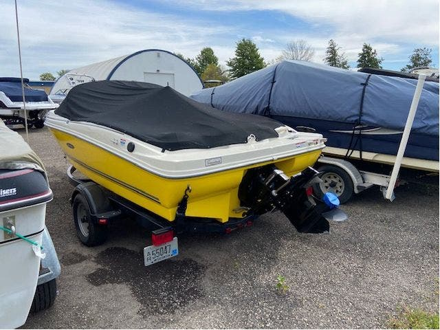 2007 Sea Ray boat for sale, model of the boat is 175 SPORT & Image # 7 of 19