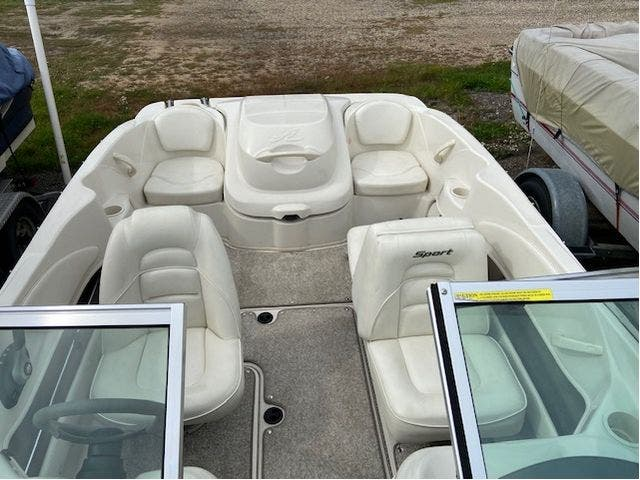 2007 Sea Ray boat for sale, model of the boat is 175 SPORT & Image # 9 of 19