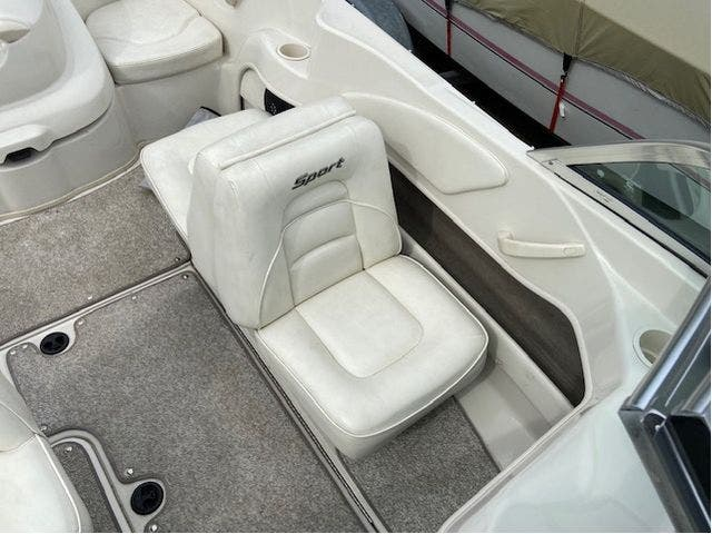 2007 Sea Ray boat for sale, model of the boat is 175 SPORT & Image # 11 of 19