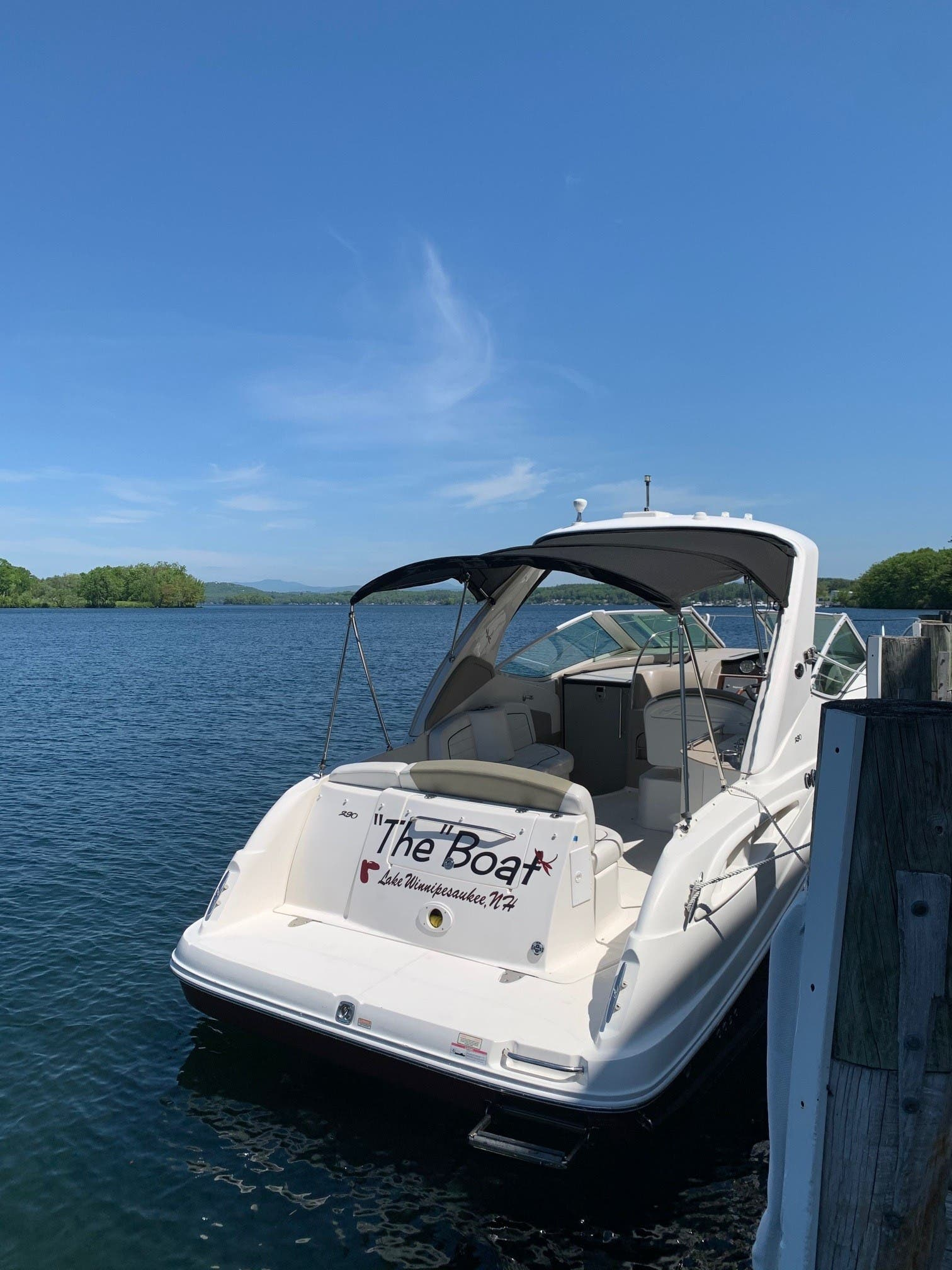 2007 Sea Ray boat for sale, model of the boat is 290 SUNDANCER & Image # 10 of 10