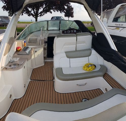 2007 Sea Ray boat for sale, model of the boat is 310 SUNDANCER & Image # 7 of 21