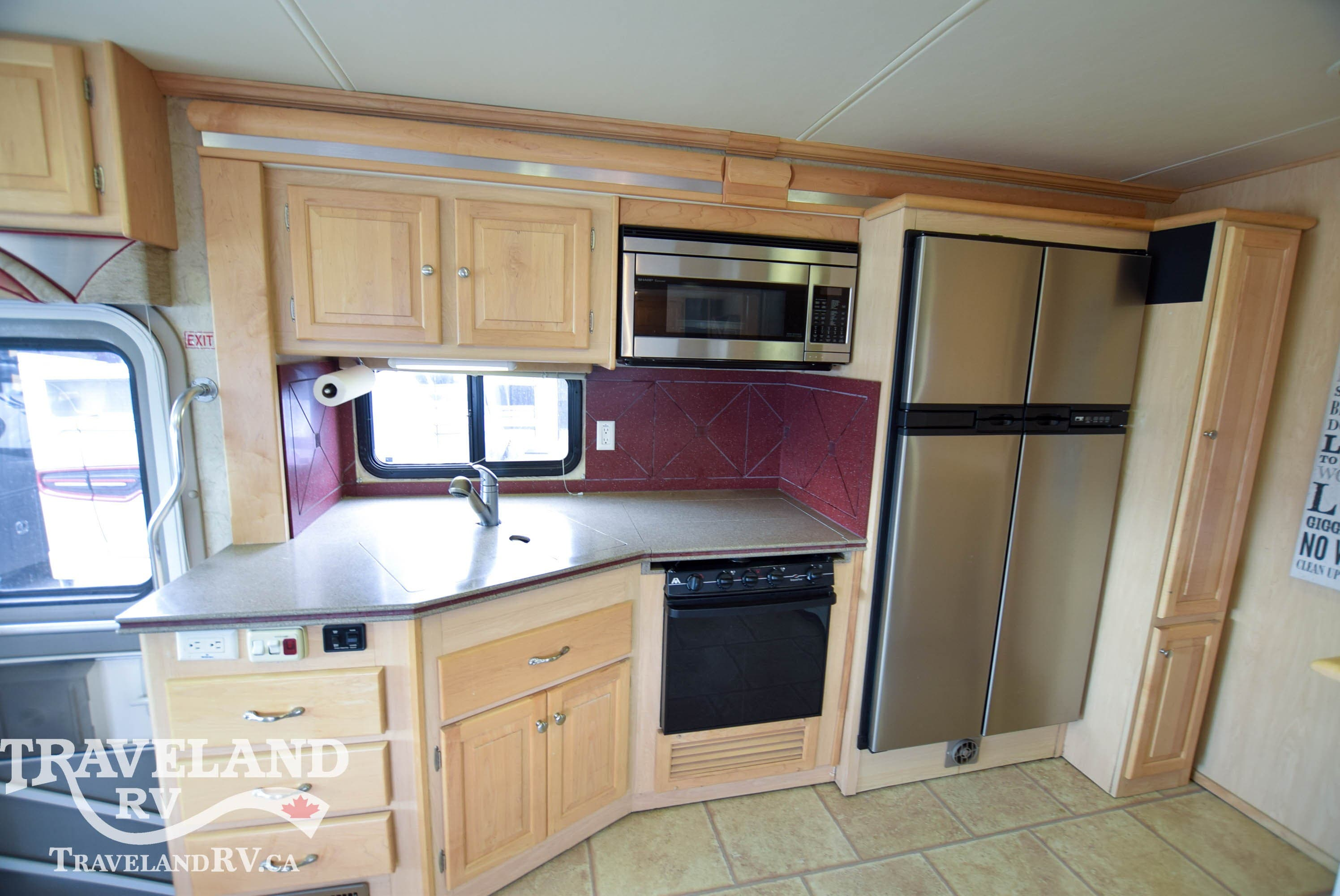 2007 Tiffin Allegro Bay 37 QDB Thumbnail