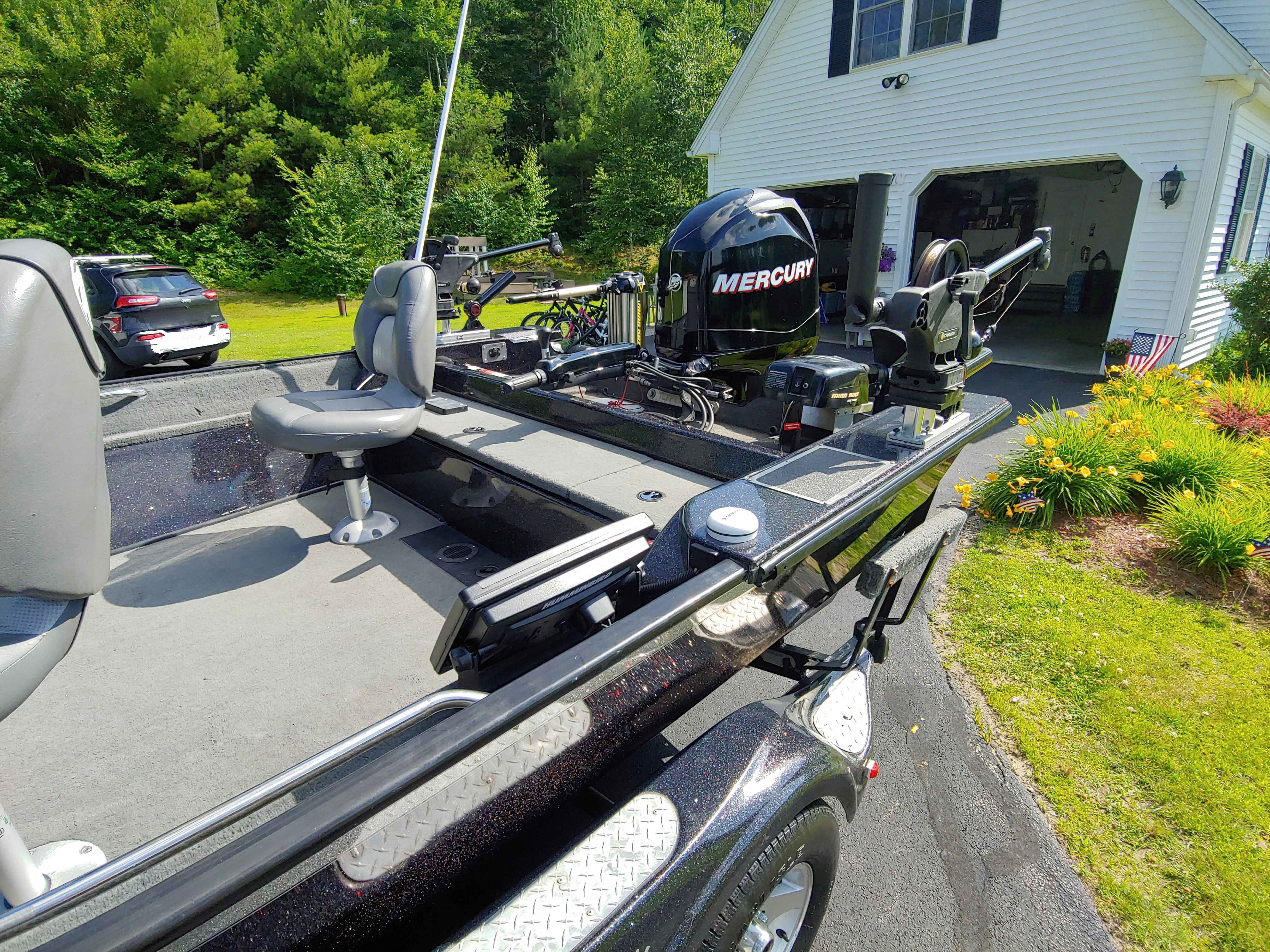 2007 Tuffy boat for sale, model of the boat is 1890 OSPREY & Image # 6 of 12