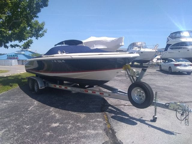 2008 Chris Craft boat for sale, model of the boat is 22 LAUNCH & Image # 5 of 23