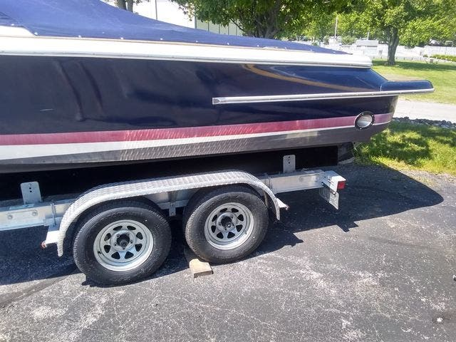 2008 Chris Craft boat for sale, model of the boat is 22 LAUNCH & Image # 7 of 23