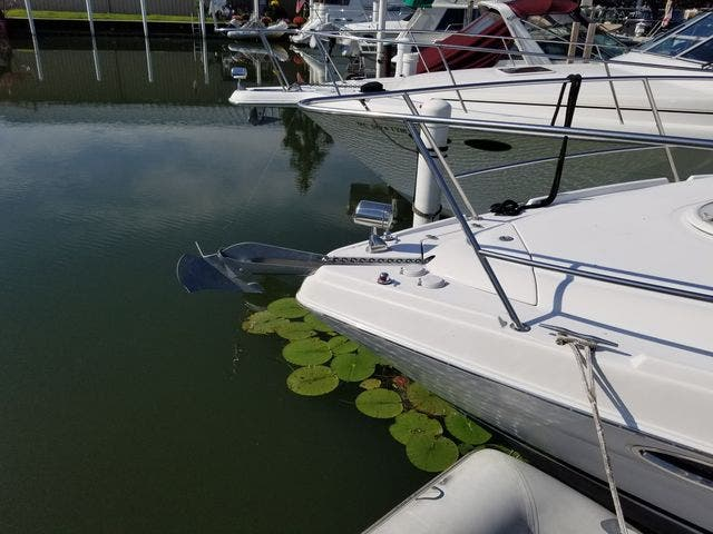 2008 Four Winns boat for sale, model of the boat is 338 VISTA & Image # 6 of 41