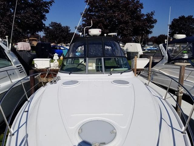 2008 Four Winns boat for sale, model of the boat is 338 VISTA & Image # 7 of 41
