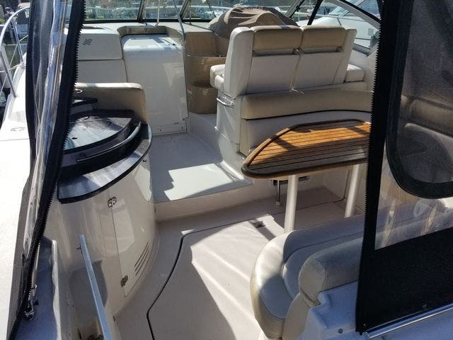 2008 Four Winns boat for sale, model of the boat is 338 VISTA & Image # 10 of 41