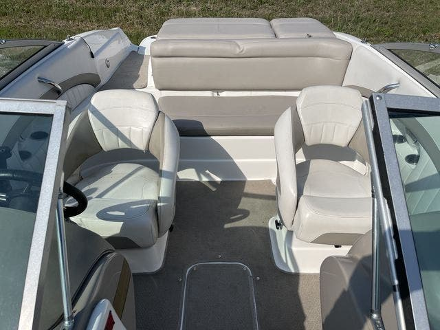 2008 Harris boat for sale, model of the boat is Z201 & Image # 4 of 11