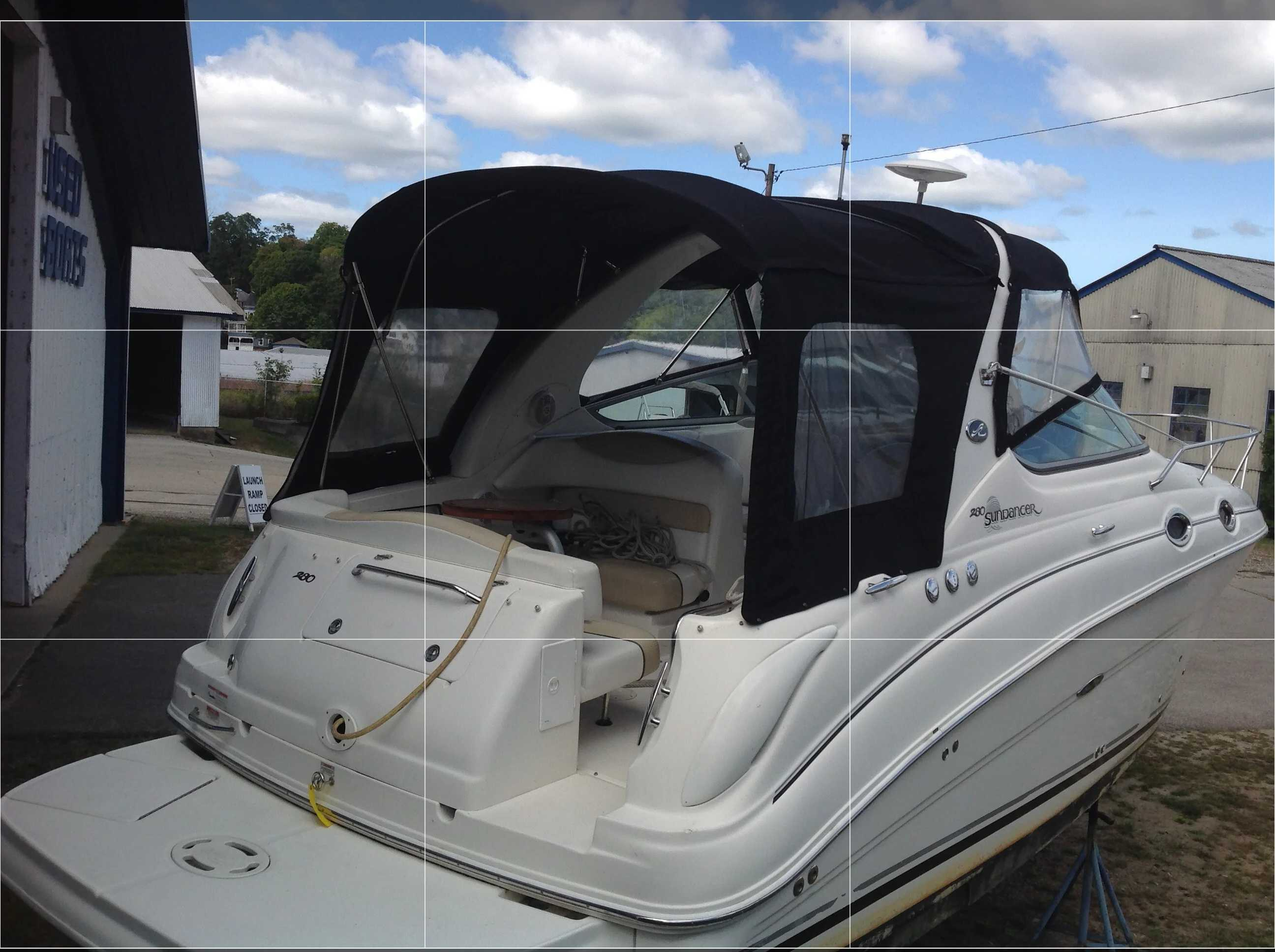 2008 Sea Ray boat for sale, model of the boat is 280 Sundancer & Image # 4 of 14