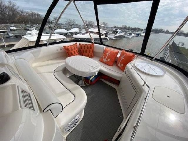2008 Sea Ray boat for sale, model of the boat is 58 SEDAN BRIDGE & Image # 13 of 69
