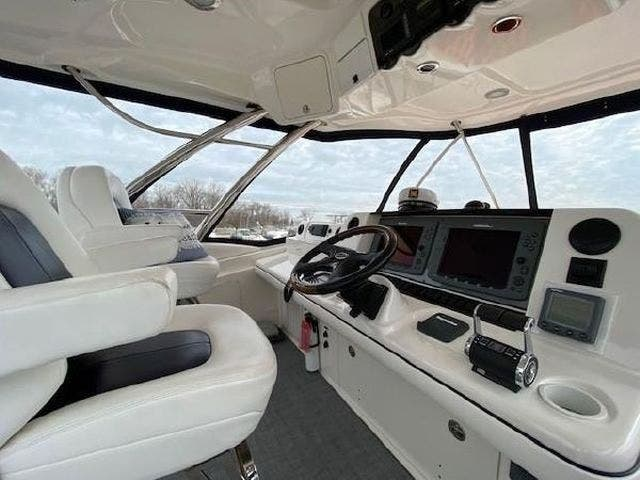 2008 Sea Ray boat for sale, model of the boat is 58 SEDAN BRIDGE & Image # 18 of 69
