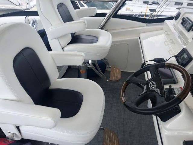 2008 Sea Ray boat for sale, model of the boat is 58 SEDAN BRIDGE & Image # 19 of 69