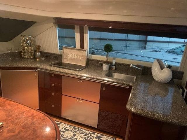 2008 Sea Ray boat for sale, model of the boat is 58 SEDAN BRIDGE & Image # 41 of 69