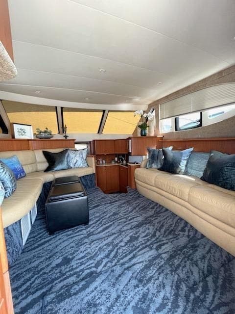 2008 Silverton boat for sale, model of the boat is 36 CONVERTIBLE & Image # 4 of 6