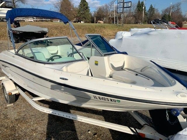 2009 Bayliner boat for sale, model of the boat is 175 BOW RIDER & Image # 3 of 16