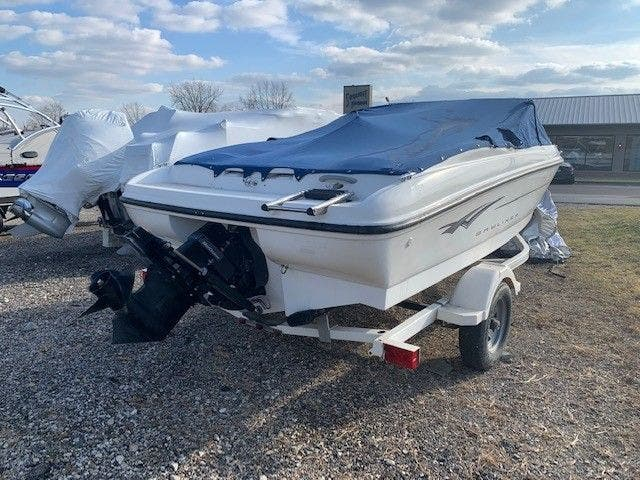 2009 Bayliner boat for sale, model of the boat is 175 BOW RIDER & Image # 15 of 16