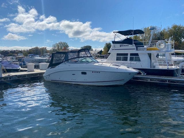 2009 Sea Ray boat for sale, model of the boat is 250 SUNDANCER & Image # 3 of 21