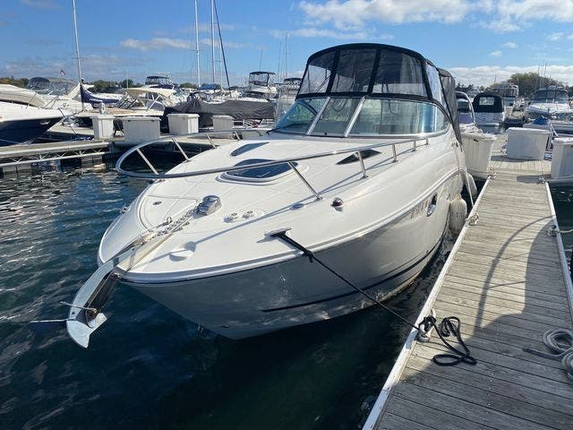 2009 Sea Ray boat for sale, model of the boat is 250 SUNDANCER & Image # 4 of 21