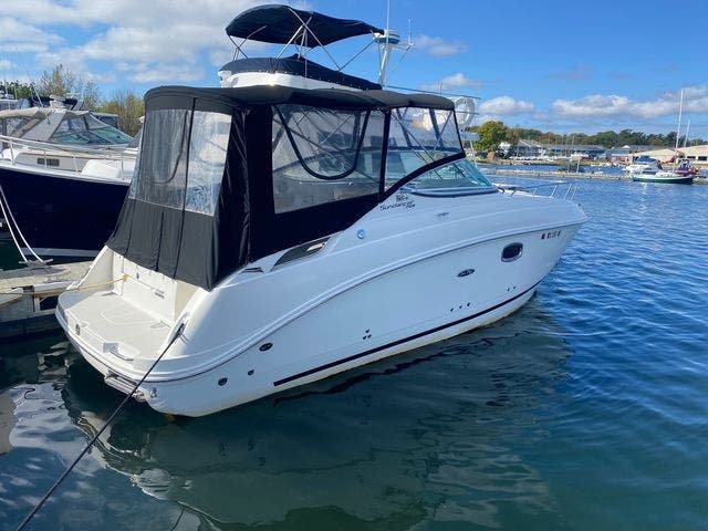 2009 Sea Ray boat for sale, model of the boat is 250 SUNDANCER & Image # 5 of 21