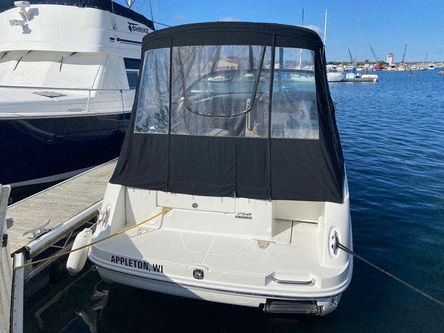 2009 Sea Ray boat for sale, model of the boat is 250 SUNDANCER & Image # 21 of 21