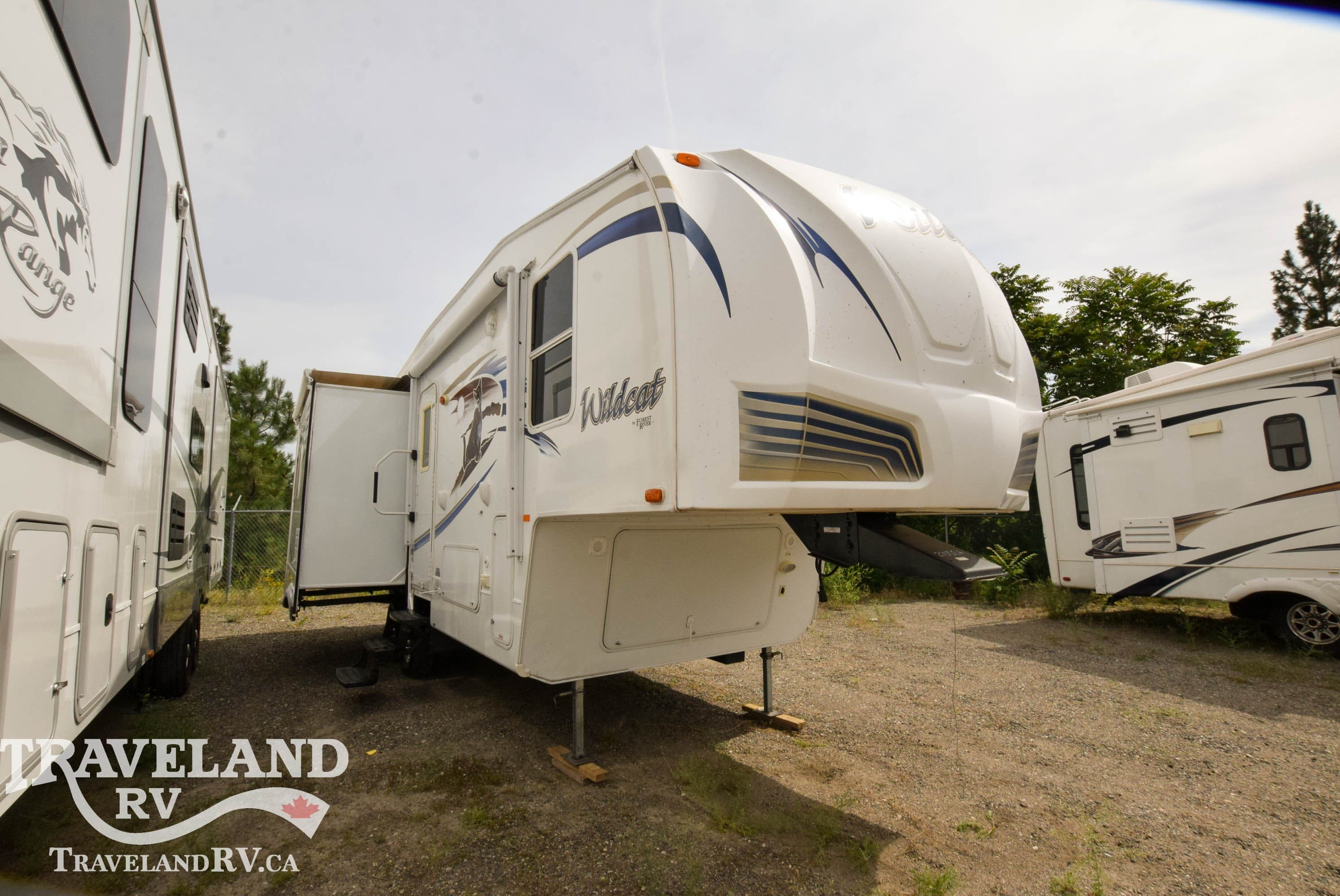 2010 Forest River Wildcat 25RL