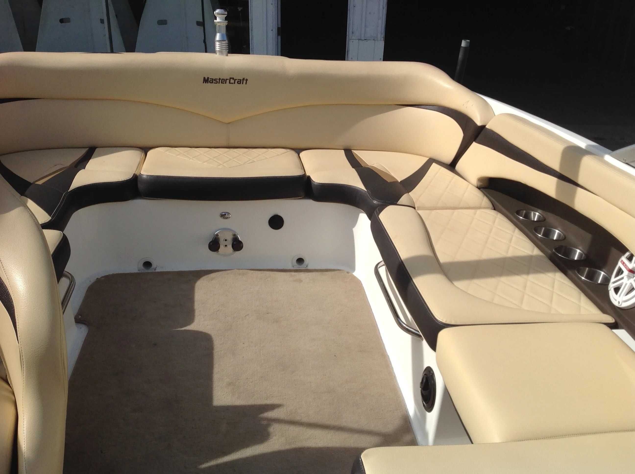 2010 Mastercraft boat for sale, model of the boat is Maristar 235 & Image # 9 of 16
