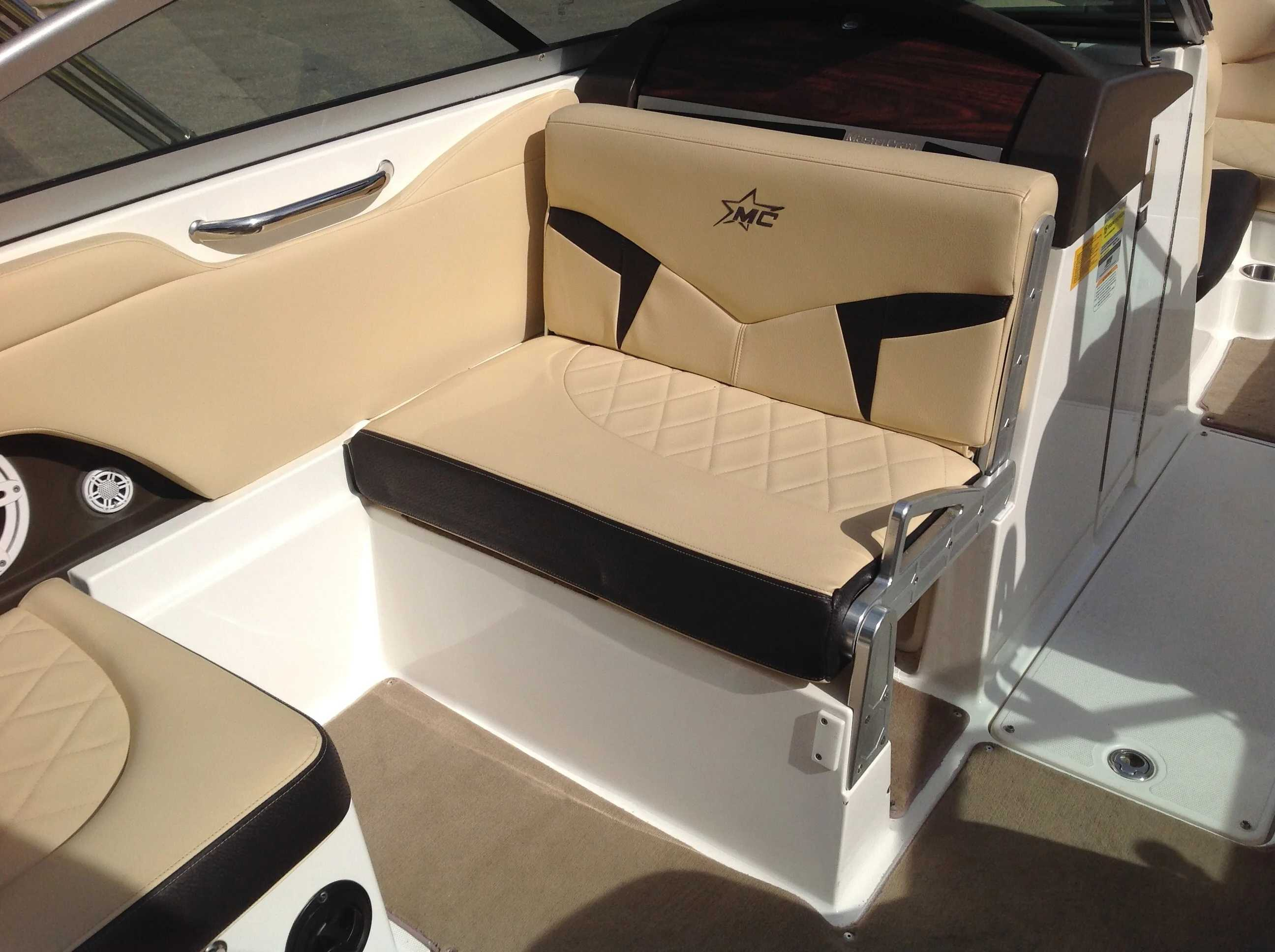 2010 Mastercraft boat for sale, model of the boat is Maristar 235 & Image # 11 of 16