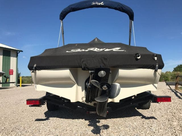 2010 Sea Ray boat for sale, model of the boat is 175 SPORT & Image # 15 of 15