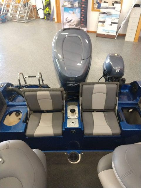 2010 Skeeter boat for sale, model of the boat is WX1900 & Image # 3 of 13