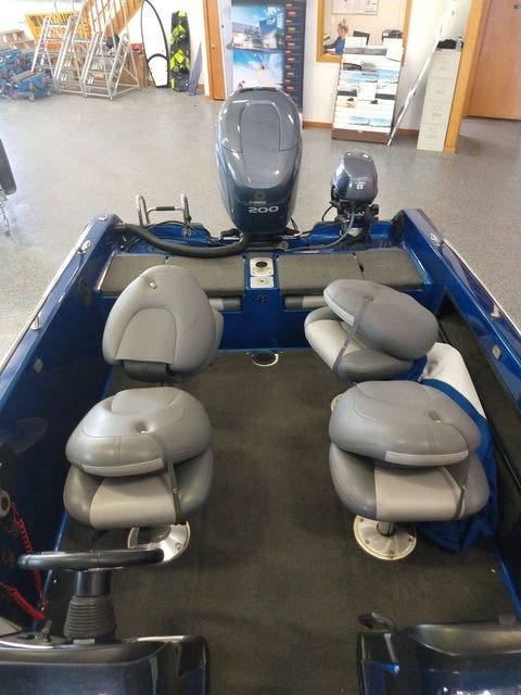 2010 Skeeter boat for sale, model of the boat is WX1900 & Image # 5 of 13