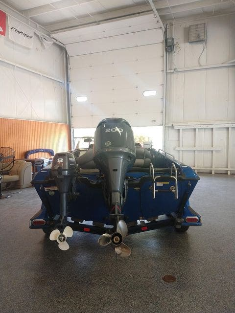 2010 Skeeter boat for sale, model of the boat is WX1900 & Image # 13 of 13