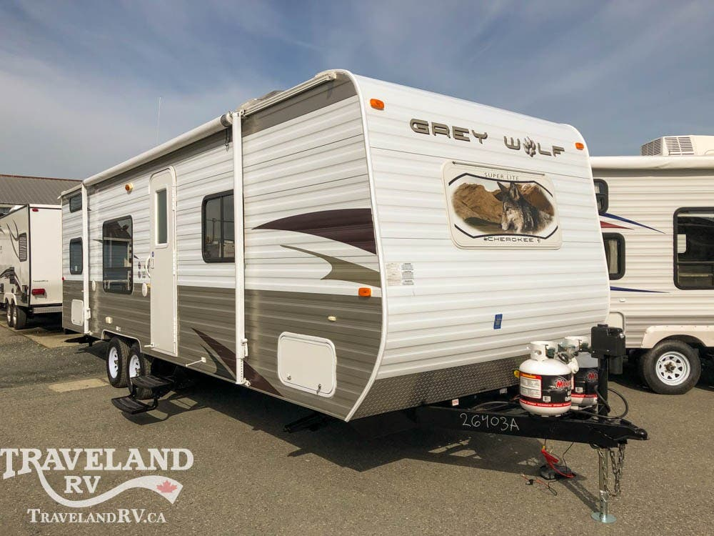 2011 Forest River Cherokee Grey Wolf 26BH