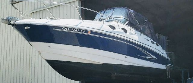 2011 Glastron boat for sale, model of the boat is 289 GS & Image # 3 of 22
