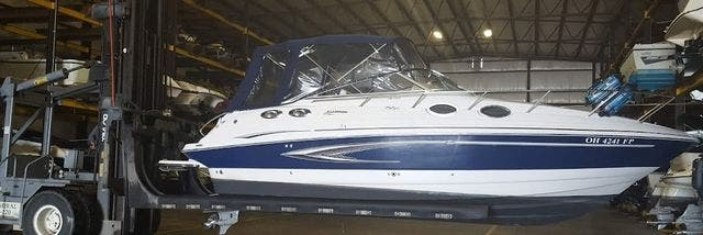 2011 Glastron boat for sale, model of the boat is 289 GS & Image # 4 of 22