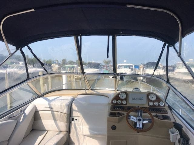 2011 Glastron boat for sale, model of the boat is 289 GS & Image # 10 of 22