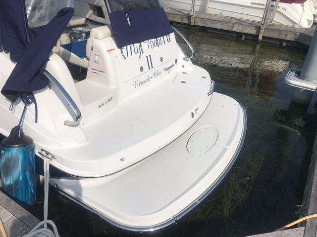 2011 Glastron boat for sale, model of the boat is 289 GS & Image # 21 of 22