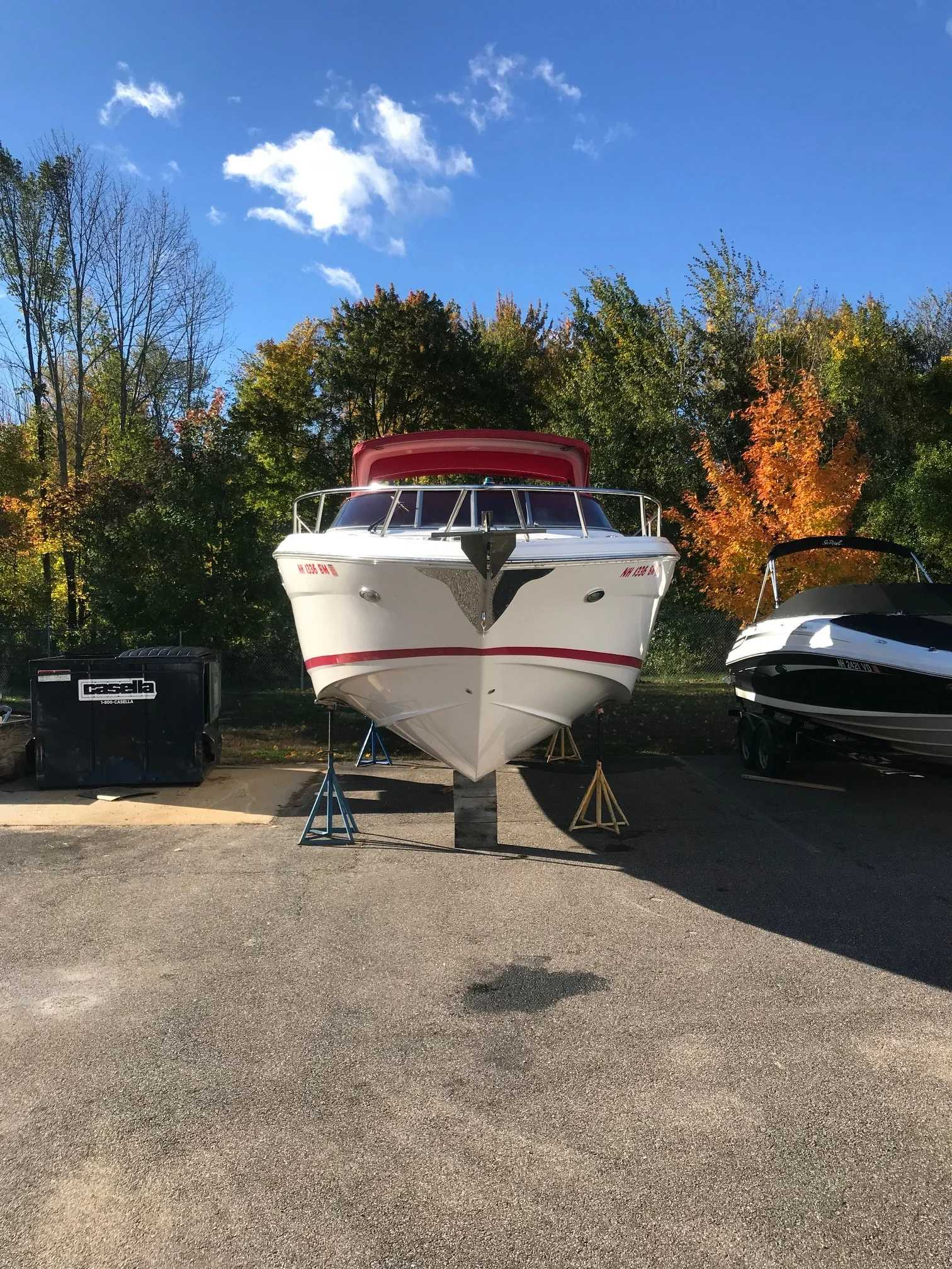 2011 Regal boat for sale, model of the boat is 3350 & Image # 3 of 16