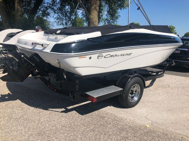 2012 Crownline boat for sale, model of the boat is 21SS & Image # 19 of 20