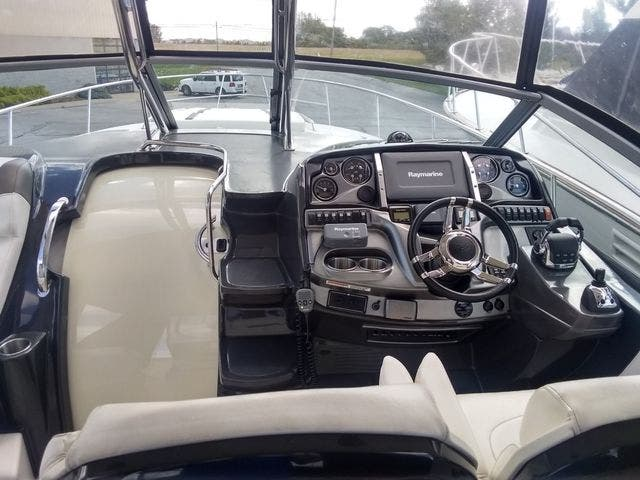 2012 Monterey boat for sale, model of the boat is 340 SPORT YACHT & Image # 25 of 54