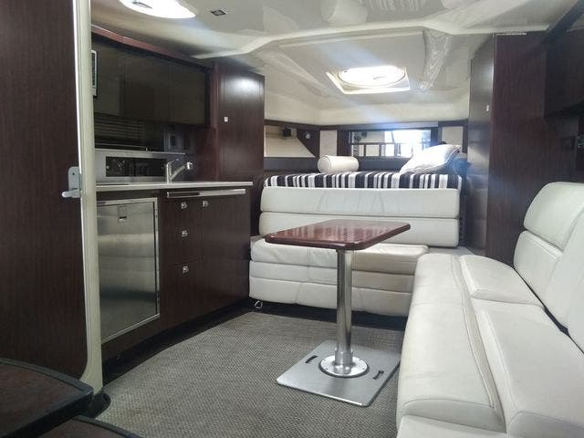 2012 Monterey boat for sale, model of the boat is 340 SPORT YACHT & Image # 32 of 54
