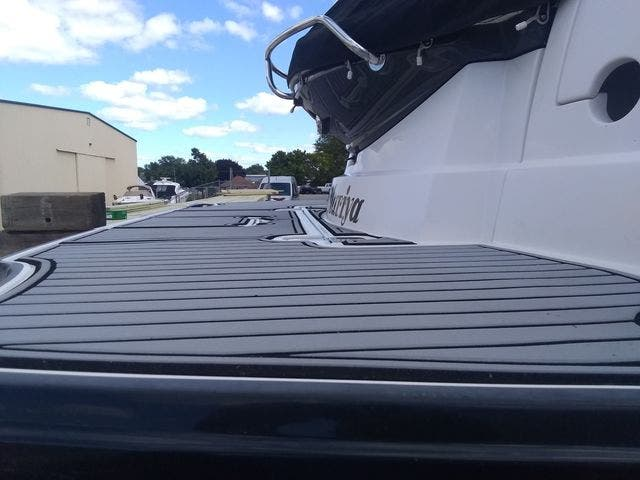 2012 Monterey boat for sale, model of the boat is 340 SPORT YACHT & Image # 9 of 54