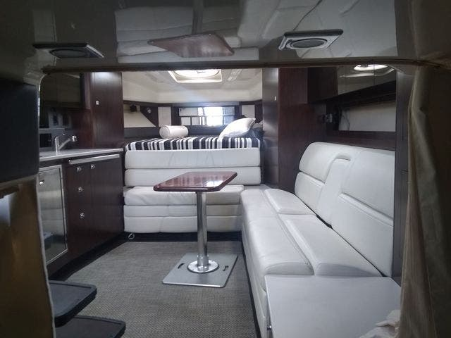 2012 Monterey boat for sale, model of the boat is 340 SPORT YACHT & Image # 31 of 54