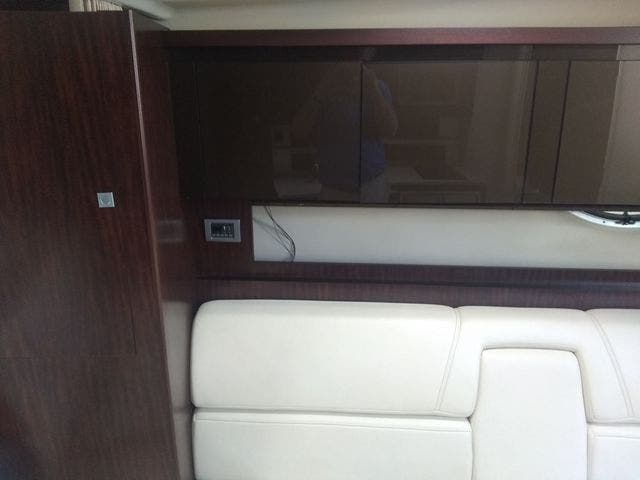 2012 Monterey boat for sale, model of the boat is 340 SPORT YACHT & Image # 34 of 54