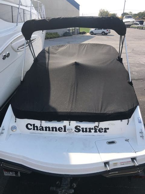 2012 Rinker boat for sale, model of the boat is 196 BOW RIDER & Image # 28 of 29