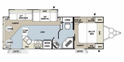 2012_rockwood_ultra_lite_floorplan