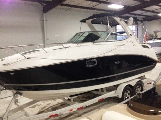 2012 Sea Ray boat for sale, model of the boat is 260 SUNDANCER & Image # 3 of 26